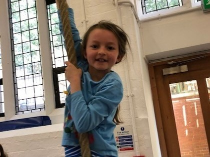Gym Lesson - Year 4 - 18.09.2020