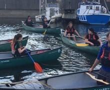 Yr 9 canoe 2