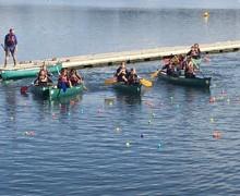 Yr 9 canoe 3