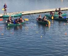Yr 9 canoe 4
