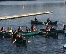 Yr 9 canoe 6