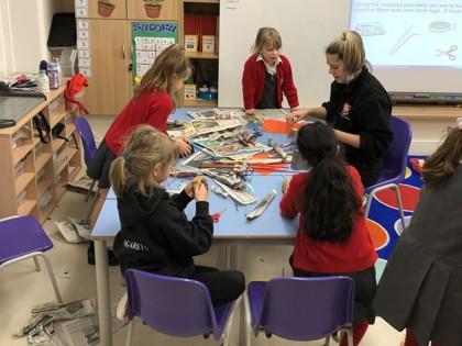 Year 2 - Science Class_March 2021