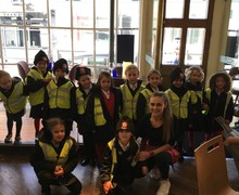Year 1 visiting Pizza Express