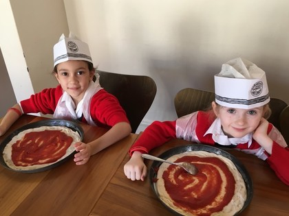 Year 1 at Pizza Express_14th February 2019
