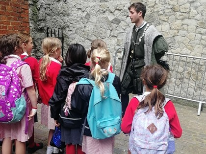 Tower of London Trip - Year 3