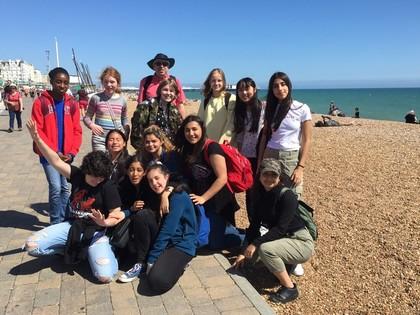 Brighton Trip - Year 9 to Year 10